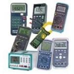 Multiméter - lakatfogós multiméter - asztali készülék
