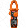 PM2018B lakatfogó multiméter 600A AC automatikus méréshatár váltással, kapacitás mérés, frekvencia mérés, hőmérséklet mérés