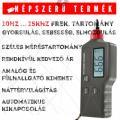 V63A Digitális rezgésmérő vibráció mérő