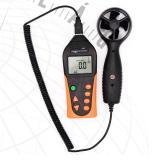 N16B szélsebesség mérő, légsebességmérő, anemométer teleszkópos érzékelővel