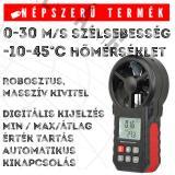 N87 szélmérő, szélsebesség mérő, légsebességmérő, anemométer