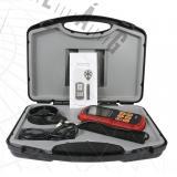 N909 szélsebesség mérő, légsebességmérő, anemométer teleszkópos érzékelővel