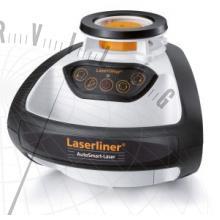 AutoSmart-Laser100automatikus forgólézer lézervevővel és háromlábú állvánnyal