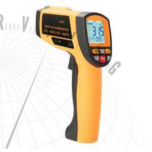 I165 1650°C-os infra hőmérő infravörös hőmérő lézeres hőmérő pirométer ipari nagyhőmérsékletű infra hőmérő