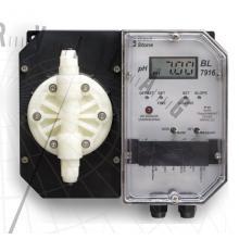 BL 7916 pH-szabályzó és adagolópumpa