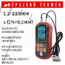NOVA FVM-100 ultrahangos falvastagságmérő