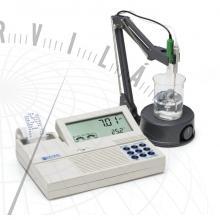 HI 122 Asztali pH mérő (nyomtatóval)