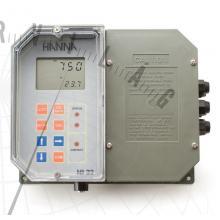 HI 22 Digitális ORP‐szabályzó (falra szerelhető)