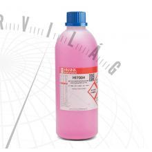HI 7004C pH kalibráló oldat; 4,01 pH (500 ml)
