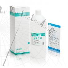 HI 7007/1L pH kalibráló oldat; 7,01 pH (1 liter)