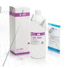 HI 7010/1L pH kalibráló oldat; 10,01 pH (1 liter)