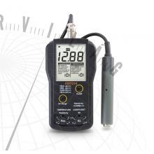 HI 87314 Hordozható EC és ellenállás mérő