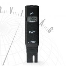 HI 98308 EC-teszter a desztillált és ioncserélt víz vizsgálatához