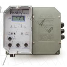 HI 9910 Ipari pH-szabályzó (falra szerelhető)