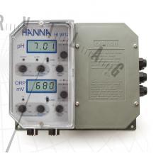 HI 9912 ipari pH és ORP szabályzóműszer