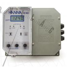 HI 9934 Ipari TDS-szabályzó (falra szerelhető)
