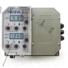 HI 9935 Ipari pH- és TDS-szabályzó (proporcionális szabályzással)