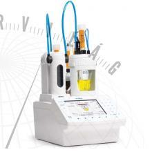 HI 933 Volumetriás Karl Fischer titrátor a víztartalom méréséhez