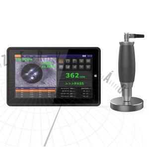 Bullseye CCD kamerarendszer Brinell keménységmérési lenyomatértékeléshez
