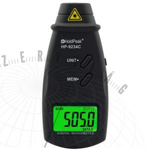 HPK9234C Digitális, lézeres optikai fordulatszám mérő