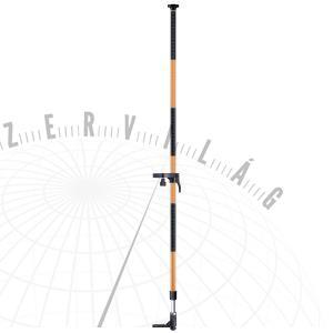 33 cm-es teleszkópos állvány - Magas minőségű alumínium teleszkópos állvány, ideális gyors változásokhoz olyan alkalmazások esetén, amelyek során a munkahelyzet változhat