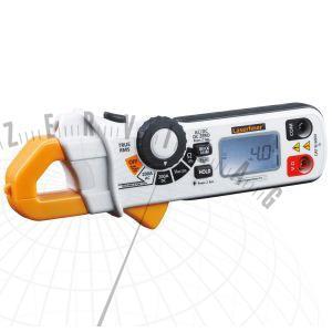 MultiClamp-MeterProprofesszionális áram és feszültségmérőlakatfogó truer.m.s.méréssel