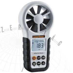 AirflowTest-Masterprofesszionális szélsebességmérő légáram, folyadékáram és széerősség mérésére