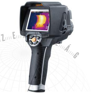 ThermoCamera-Visionuniverzális, nagy felbontású hőkamera professzionális felhasználáshoz az építészetben, fotovoltaikában, elektrotechnikában és gépészetben