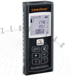 DistanceMasterPocketProlézeres távolságmérő–nagy sebességű technológia segítségével pontosan és gyorsabban mér pontot