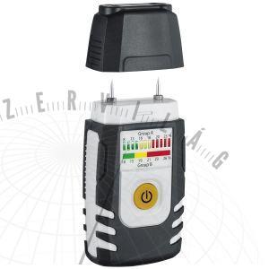 WoodTesterCompactkompakt fanedvesség mérő eszköz