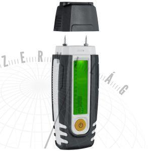 DampFinderCompactuniverzális eszköz nedvességmérő fákhoz és építőanyagokhoz