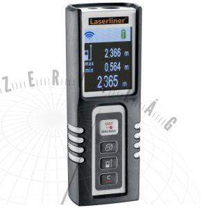 DistanceMasterCompactPro lézeres távolságmérő–Bluetooth interfésszel és szögméréssel
