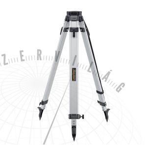 165 cm-es könnyű háromlábú állvány - Könnyű kialakítás csiszolt felszerelési felülettel