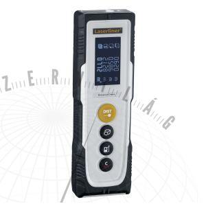 DistanceChecklézeres távolságmérő - egyszerű működtetési technika