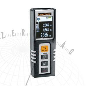 DistanceMasterCompactPluslézeres távolságmérő–Bluetooth interfésszel