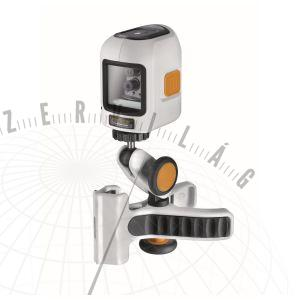 SmartCross-LaserSetautomatikus keresztvonalas lézer univerzális FlexClamp fogóval