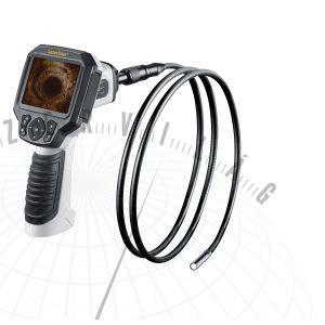 VideoFlexG3professzionális videoendoszkóp vizsgálórendszer nehezen hozzáférhető helyek ellenőrzésésre–akár nagy távolságból is