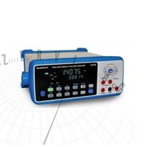 Digitális asztali multiméter 4 5/6-számjegy USB-vel