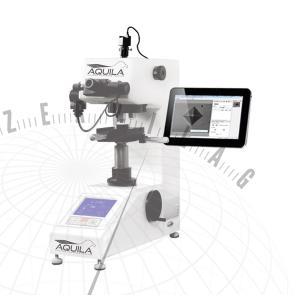 Aquila Visus CCD kamerarendszer Celestis Vickers és Micro Vickers keménységmérőkhöz