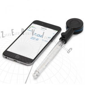 HI 11312 HALO® vezeték nélküli pH mérő (általános laboratóriumi)