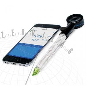 HI 12922  HALO® vezeték nélküli pH mérő (talajvizsgálat)