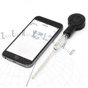 HI 13302 HALO® vezeték nélküli pH mérő (laboratórium, kémcső)
