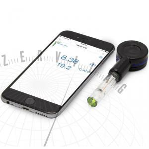 HI 14142  HALO® vezeték nélküli pH mérő (lapos felület mérése)