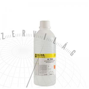 HI 7006L/C pH oldat tanúsítvánnyal; 6,86 pH