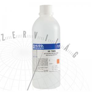 HI 7009/1L pH kalibráló oldat; 9,18 pH (1 liter)