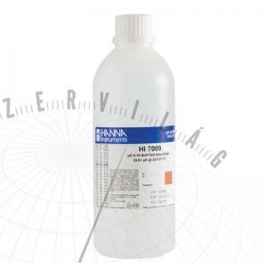 HI 7009L/C pH oldat tanúsítvánnyal; 9,18 pH