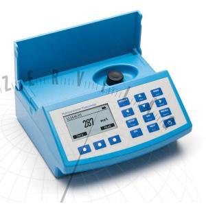 HI 83306 Többparaméteres fotométer környezetvédelmi mérésekhez