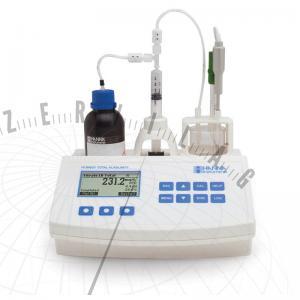 HI 84531 Vízanalitikai minititrátor a titrálható lúgtartalom méréséhez
