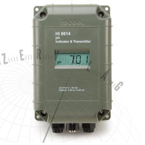 HI 8614N pH-jeladó