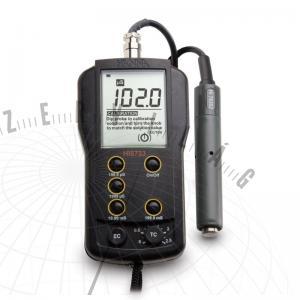 HI 8733 Hordozható EC-mérő minőségellenőrzési célokra